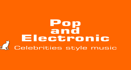Pop and Electronic