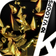 Golden Dreams VJ 10 Pack - Part 2 - VideoHive Item for Sale