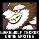 Werewolf Terror - Game Sprites - GraphicRiver Item for Sale