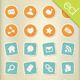 Grunge Effect Web Stickers - GraphicRiver Item for Sale