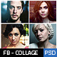 Facebook Collage Covers - GraphicRiver Item for Sale