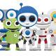 Robots Vectors Kit - GraphicRiver Item for Sale