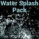 Water Splash Pack - VideoHive Item for Sale