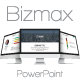 Bizmax PowerPoint Presentation Template - GraphicRiver Item for Sale