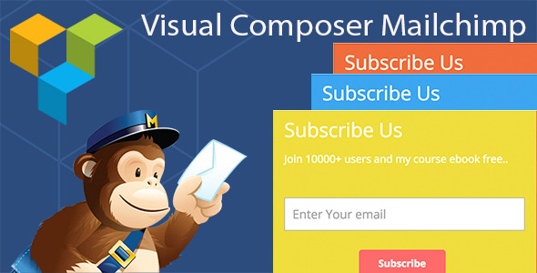 Download Visual Composer Mailchimp Addon nulled version