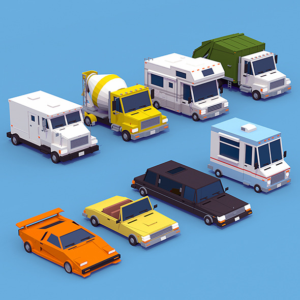 Vehicle Collection VOL 2