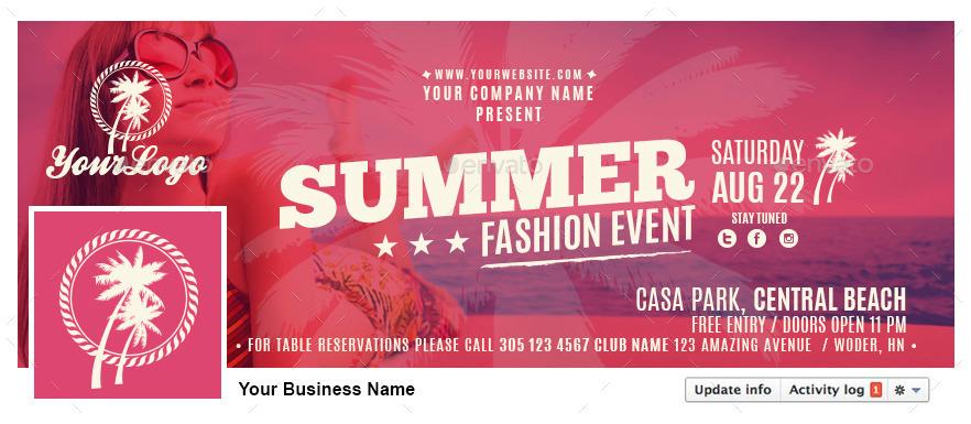 facebook event banner