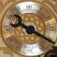 Antique Clock With a Secondhand Vintage Clock - VideoHive Item for Sale