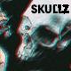 Skullz Backgrounds - GraphicRiver Item for Sale