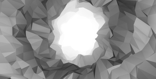 Low Poly Cave