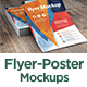 Flyer – Poster Mockup - GraphicRiver Item for Sale