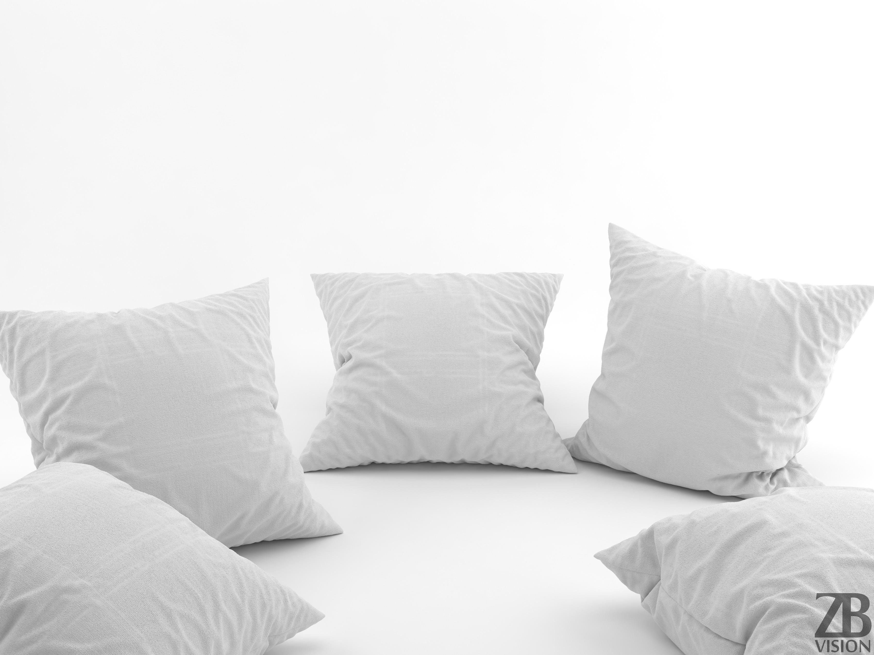 084afbd4baaa60 Pillows by Luckyfox | 3DOcean