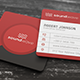 Square Business Card V.002 - GraphicRiver Item for Sale