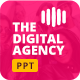 The Digital Agency - Powerpoint Template - GraphicRiver Item for Sale