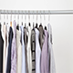 Clothes on Rack  - VideoHive Item for Sale