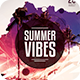 Summer Vibes Flyer - GraphicRiver Item for Sale