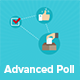 Advanced  Poll for WordPress
