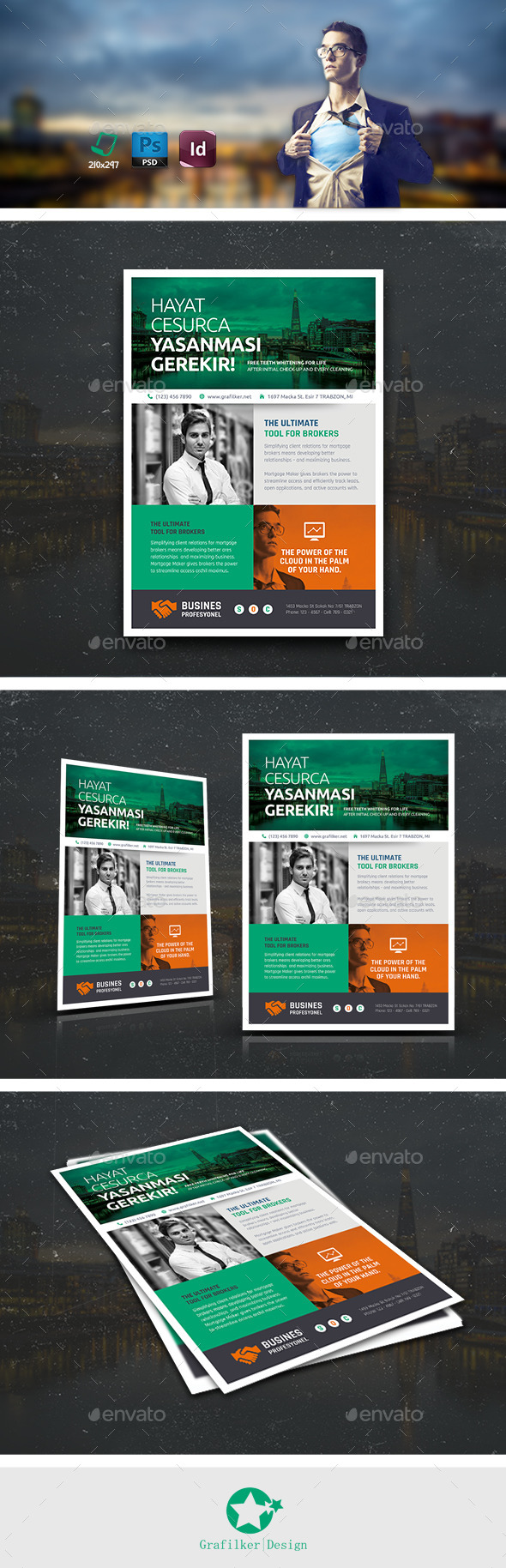 Corporate Flyer Templates - Corporate Flyers