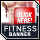 Health & Fitness Banner - GraphicRiver Item for Sale