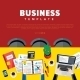 Business Negotiations View From Above - GraphicRiver Item for Sale