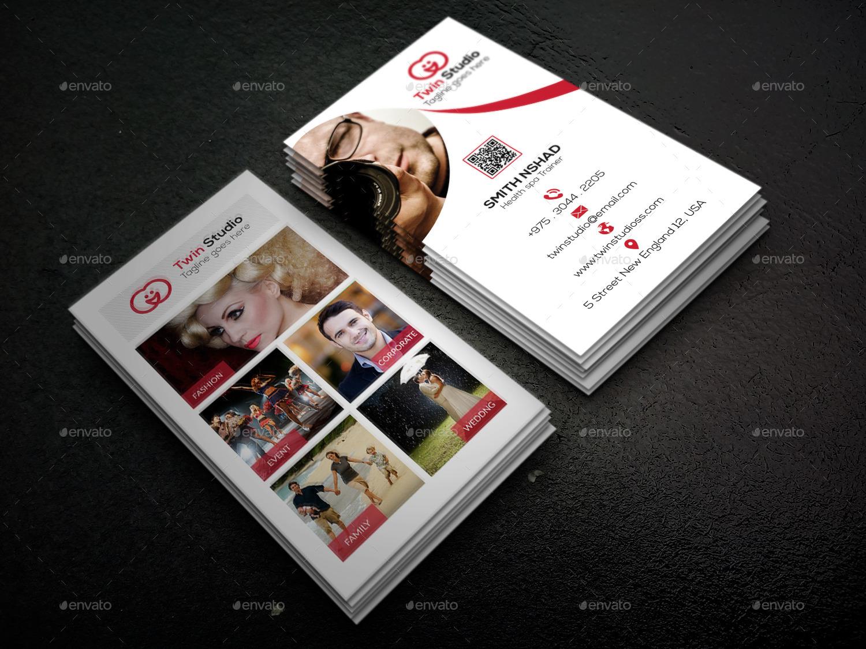 Multi Purpose service Business Card Design by TwinGraphic | GraphicRiver