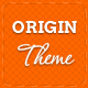 Origin HTML Theme - ThemeForest Item for Sale