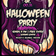 Halloween Poster 2 - GraphicRiver Item for Sale