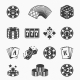 Gambling Icons - GraphicRiver Item for Sale