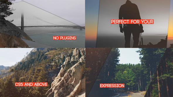 Inspire Opener Elegant Dynamic Slideshow