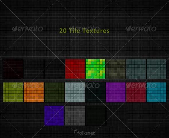 Tile Textures - Miscellaneous Textures