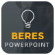 Beres - Powerpoint Template - GraphicRiver Item for Sale
