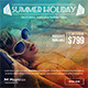Summer Holiday Banner  - GraphicRiver Item for Sale