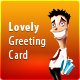 Lovely Greeting Card - GraphicRiver Item for Sale