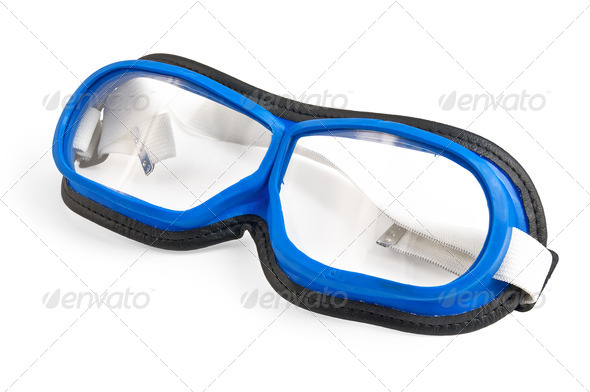 Goggles - Stock Photo - Images