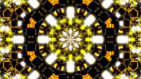 Kaleidocubes VJ Loops Pack II