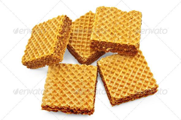 Gorka waffles - Stock Photo - Images