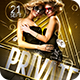 Luxury Private Party   Flyer Template - GraphicRiver Item for Sale