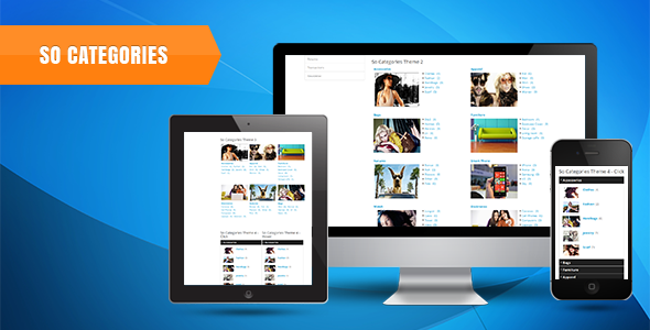 So Categories - Responsive OpenCart 3.0.x & OpenCart 2.x Module - CodeCanyon Item for Sale