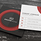 Square Business Card V.003 - GraphicRiver Item for Sale