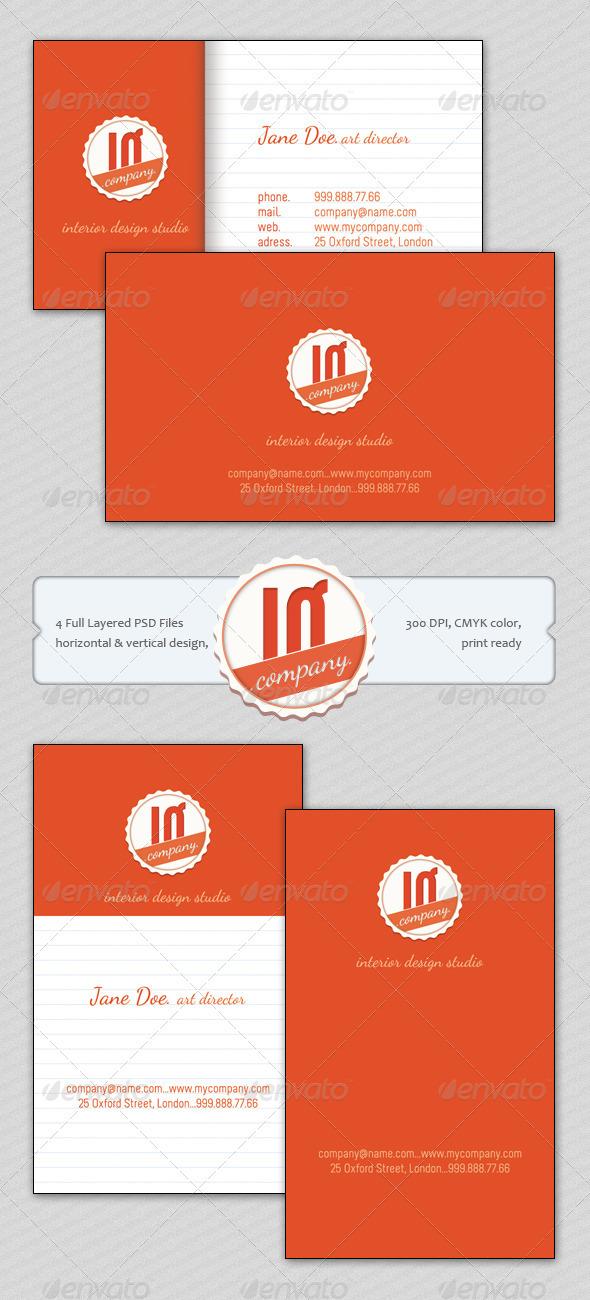 IQ Studio Business Card by skatusic | GraphicRiver