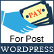 Wordpress Pay for Post Membership & Subscription