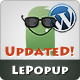 LePopup WordPress - CodeCanyon Item for Sale