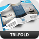 Creative Corporate Tri-Fold Brochure Vol 34 - GraphicRiver Item for Sale