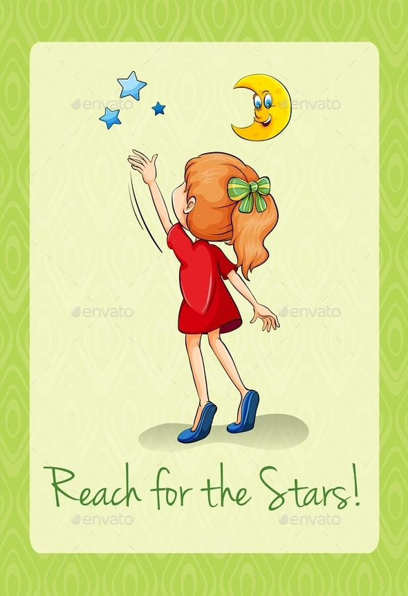 Saying Reach for the Stars - Miscellaneous Conceptual