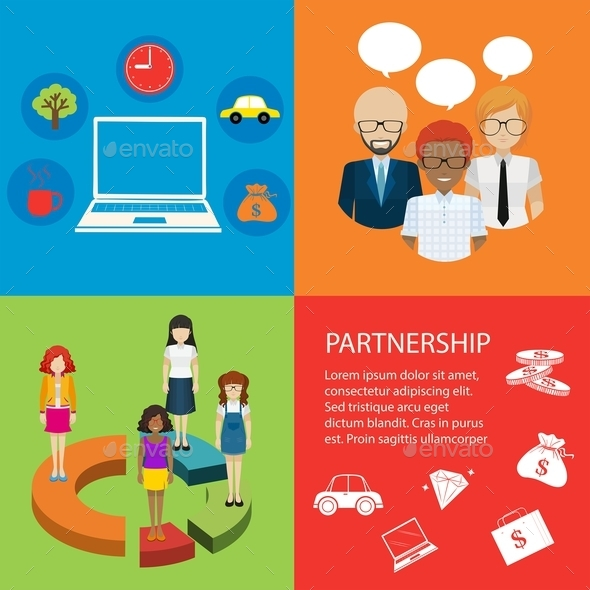 Series of Infographics For Social Media - Miscellaneous Conceptual