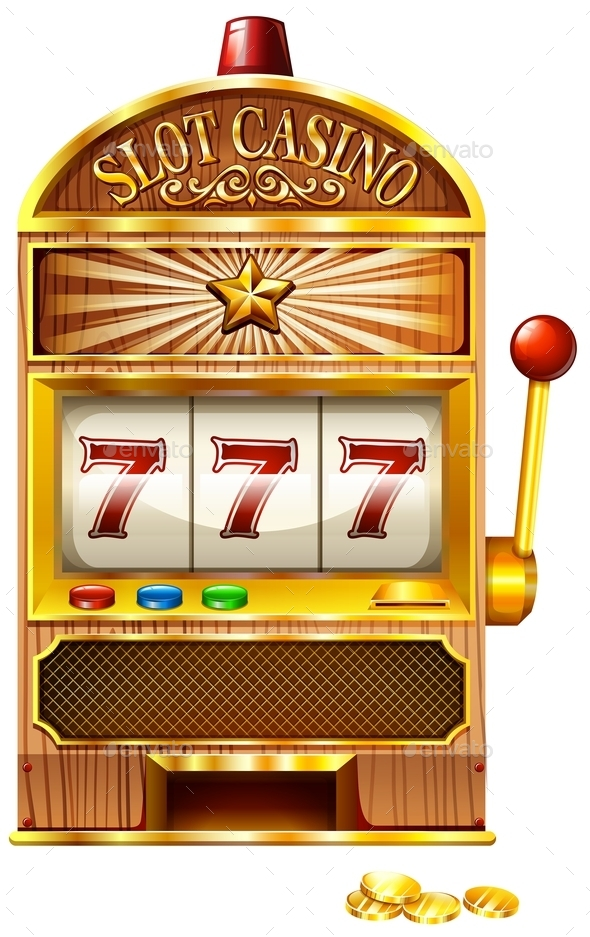 Slot machine animation for powerpoint presentations