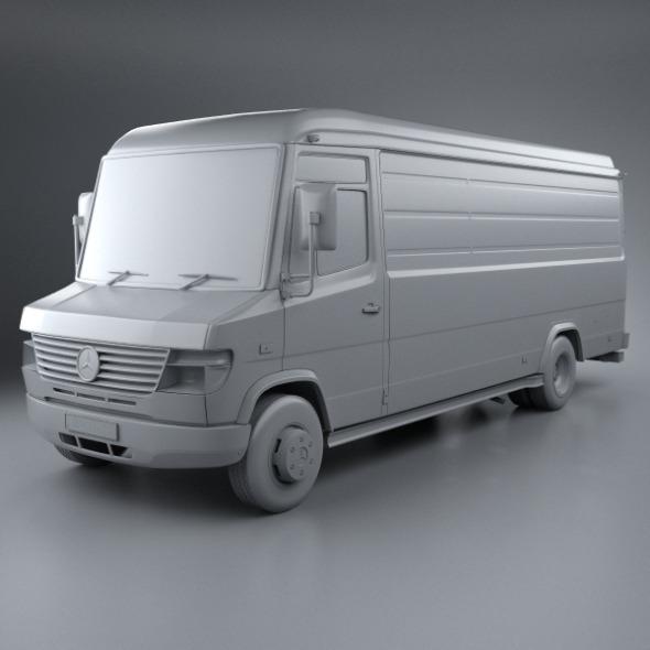 mercedes benz vario panelvan longwheelbase highroo by. Black Bedroom Furniture Sets. Home Design Ideas
