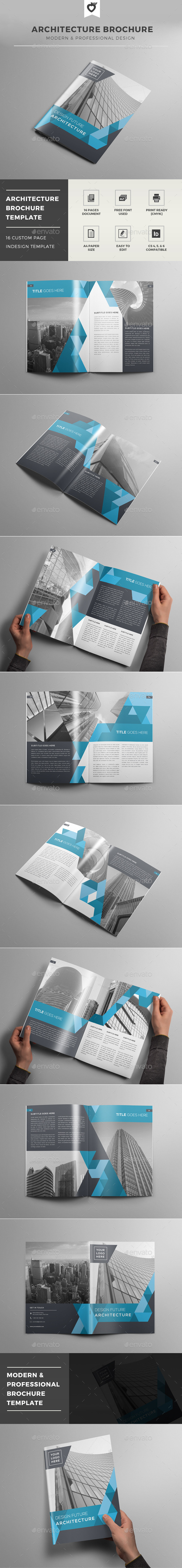 Architecture Brochure - Corporate Brochures