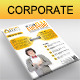 Multipurpose Corporate Flyer 27 - GraphicRiver Item for Sale