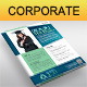 Multipurpose Corporate Flyer 25 - GraphicRiver Item for Sale